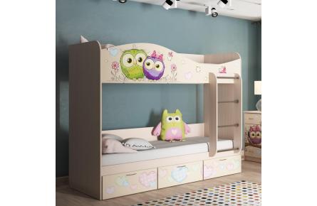 Изображение Кровать для детской Кр-5