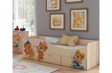 Изображение Кровать для детской КР-3