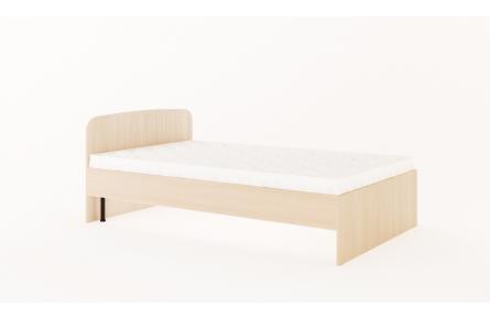 Изображение Кровать (1200) с ортопедом - 4
