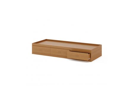 Изображение Кровать 800 с ящиками (без матраца) - 4