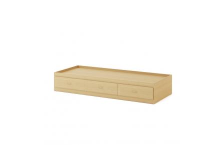 Изображение Кровать 800 с ящиками (без матраца) - 1