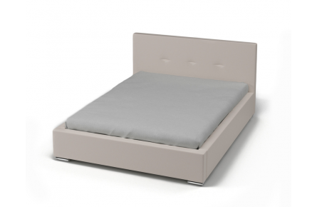 Изображение Кровать с мягким изголовьем - 0