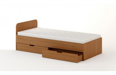 Изображение Кровать с ящиками 1200 (без матраца) - 4