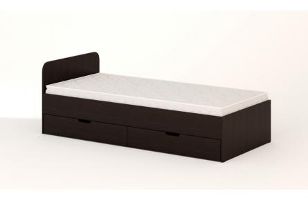 Изображение Кровать с ящиками 1200 (без матраца) - 2