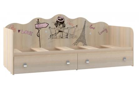 Изображение Кровать для детской КР-24
