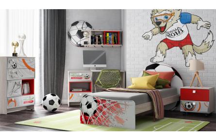 Изображение Кровать для детской КР-33