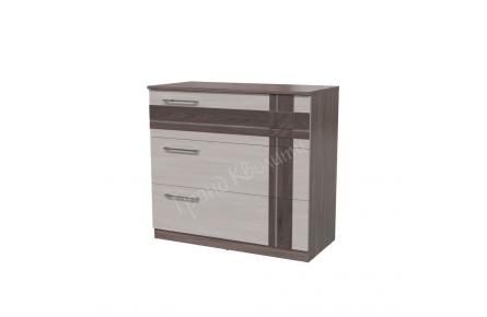 Изображение Комод с тремя ящиками