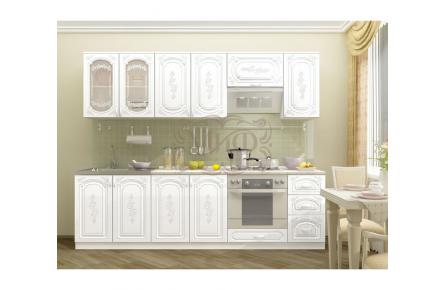 Изображение Кухня МДФ Лиза 2 (В наличии)  - 0