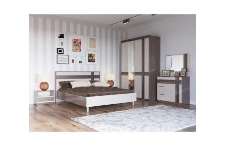 Изображение Кровать Презент (1,6 м) (В наличии) - 1
