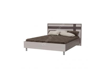 Изображение Кровать Презент (1,6 м) (В наличии) - 0