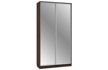 Изображение Шкаф 2 (AL) 1200х600 (Фасады зеркало) - 2