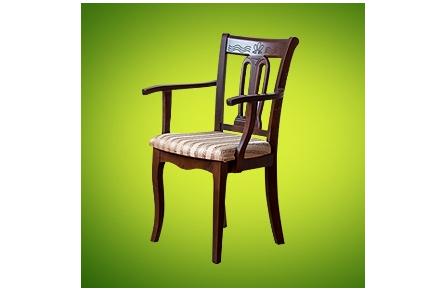 Изображение Стул-кресло полумягкий