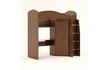 Изображение Кровать чердак (без матраца) (В наличии) - 1