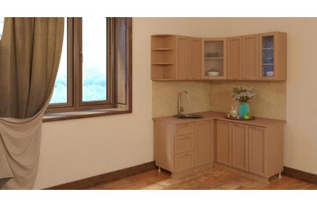 Изображение Кухня угловая