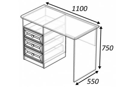 Изображение Письменный стол