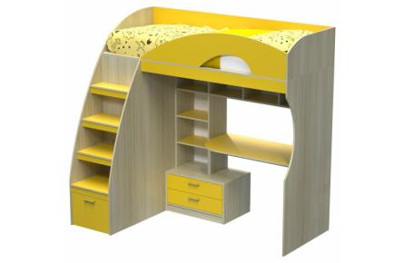 Изображение Кровать со столом