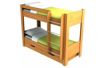 Изображение Кровать 2-х ярусная