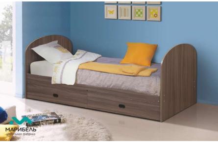 Изображение Кровать 1900*900 с выдвижными ящиками  - 0