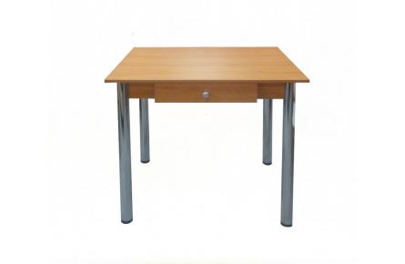 Изображение Стол обеденный на металлоопорах 20 (Под заказ) - 0