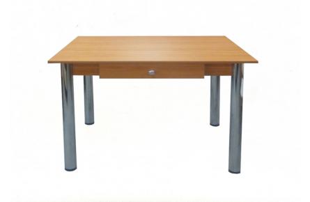 Изображение Стол обеденный на металлоопорах 18 (Под заказ) - 0