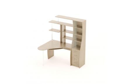 Изображение Стол компьютерный Угловой Большой (В наличии)  - 0